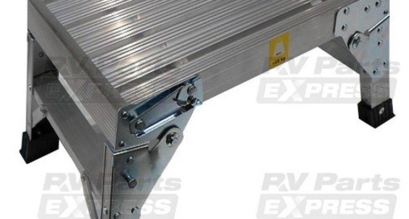 Coast Aluminium Folding Platform Step Carry Bag
