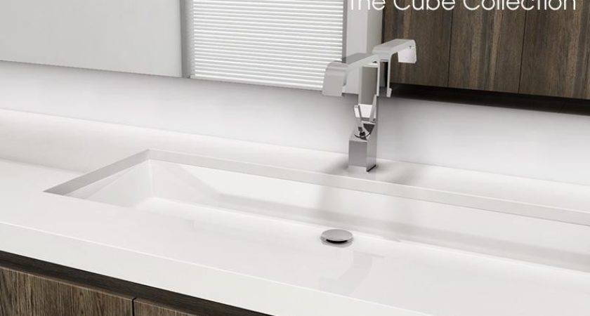 Collections Cube Collection Undermount Sinks Wetstyle