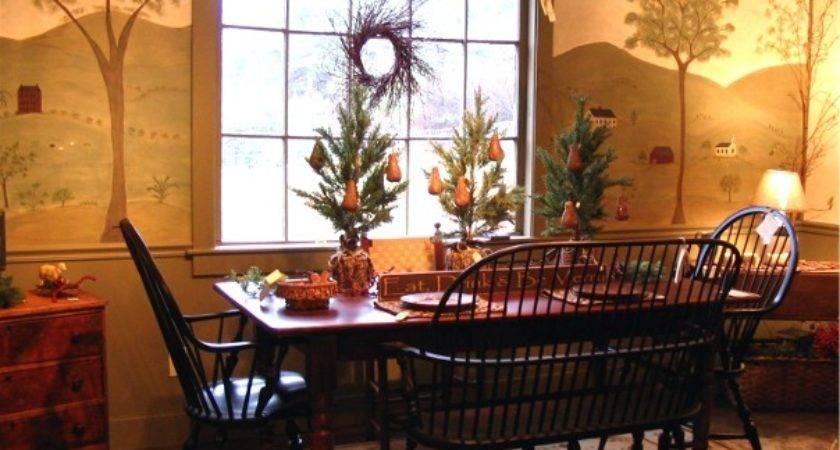 Colonial Home Decor Minimalist Design Ideas