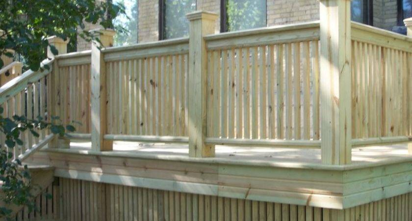 Compare Best Decking Material Wood Decks Composite