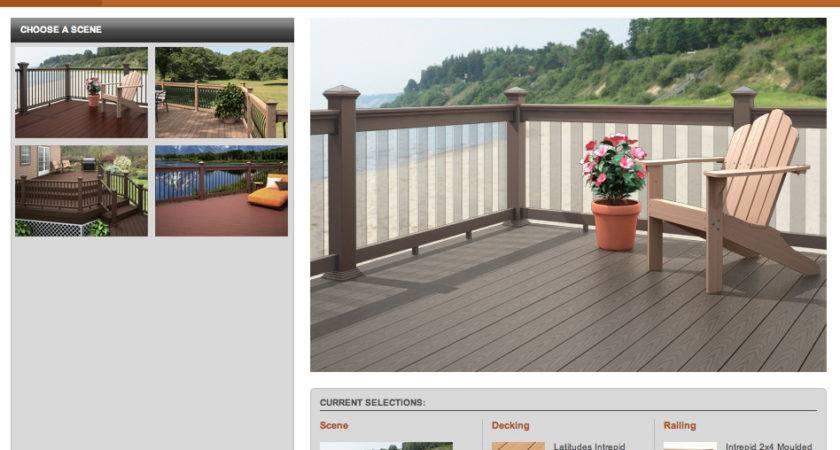 Composite Deck Designs Made Easy Latitudes