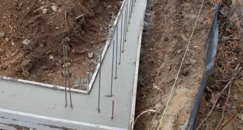 Concrete Footings House Icreatables