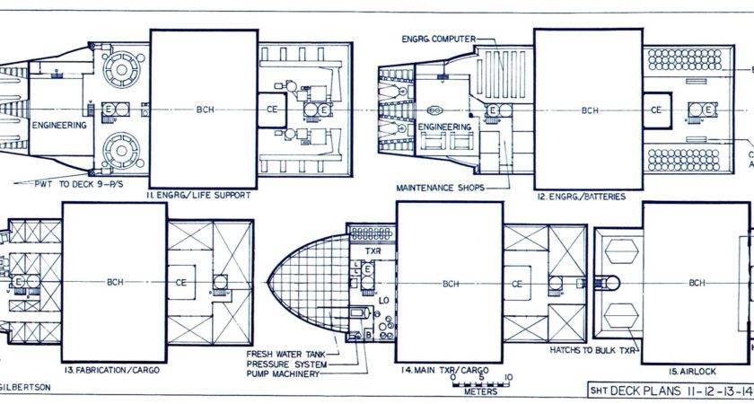 Container Ship Deck Plan Space Pics