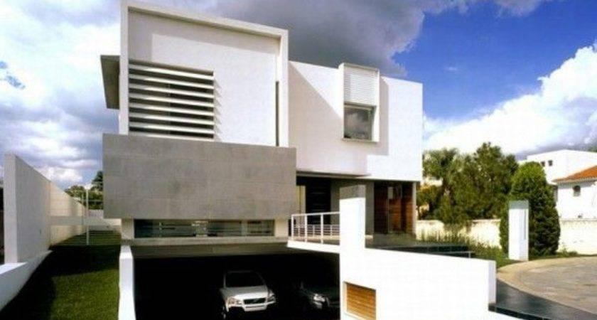 Contemporary House Design Modern Home Minimalist