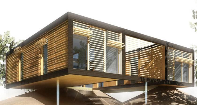 Contemporary Prefab Home Kits Mobile Homes Ideas Kaf