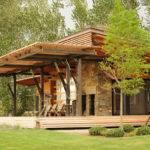Contemporary Prefab Home Montana Modern Modular