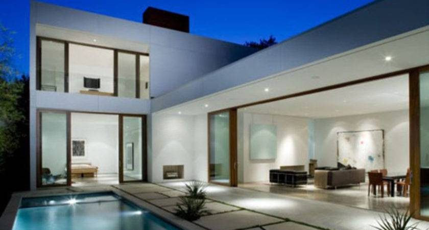 Contemporary Sustainable Design Concept Luxury Modern Home