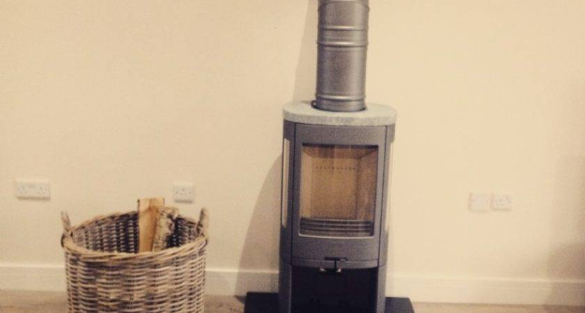 Contura Soapstone Top Wood Burning Stove