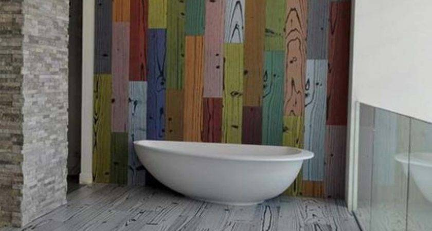 Cool Ideas Bathroom Floor Look