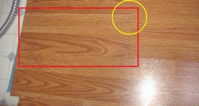 Cool Laminate Floor Repair Thread Flooring