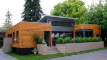 Cool Modern Modular Homes Wooden Home