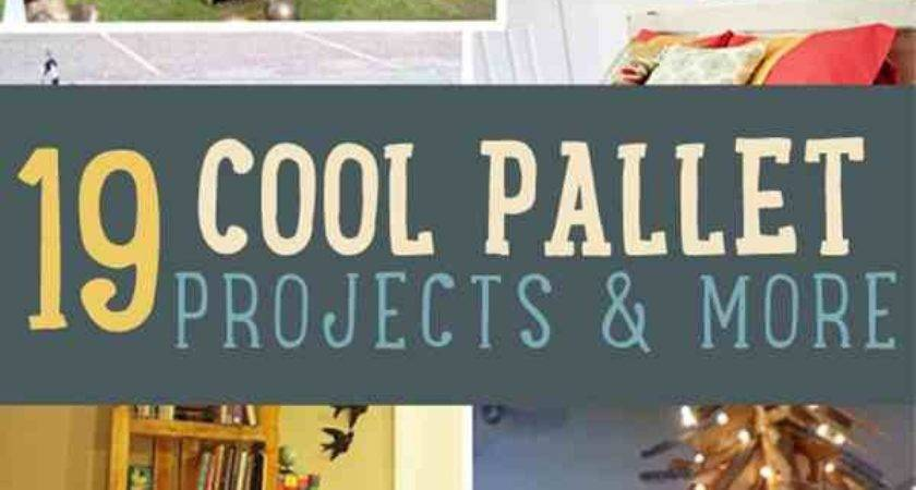 Cool Pallet Projects