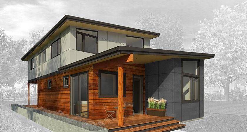 Cool Prefab Homes Seattle Open Riser Concrete