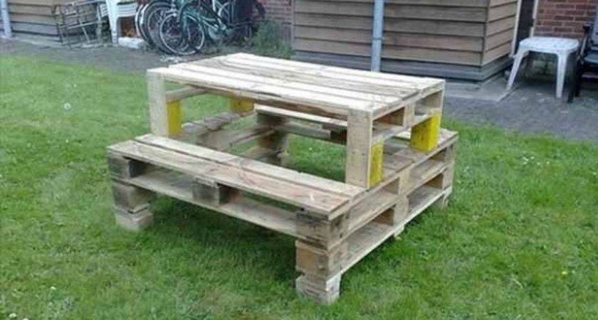 Cool Things Can Old Pallets Trusper