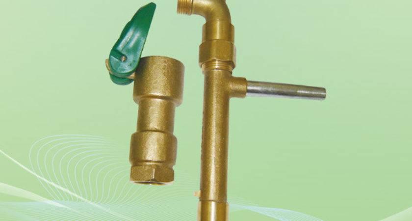 Copper Rapid Water Valve Set Quick Taker