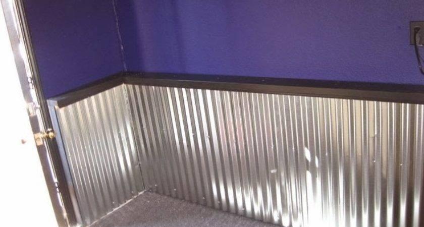 Corrugated Iron Joining