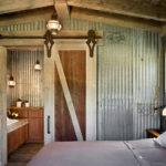 Corrugated Metal Interior Design Mountainmodernlife