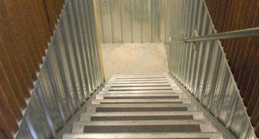 Corrugated Metal Panels Interior Walls Sanctuary