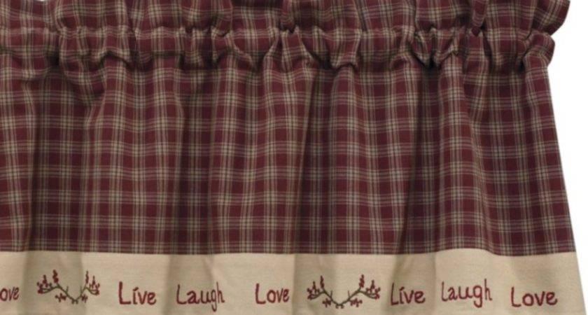 Country Charm Sturbridge Wine Shower Curtain Primitive