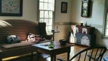 Country Colonial Primitive Room