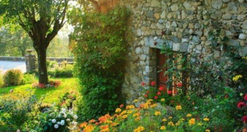 Country Garden Decorating Ideas Lovely Photograph Landscap