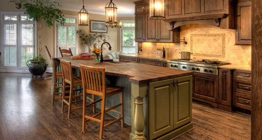 Country Home Ideas Kitchens Kitchen Design