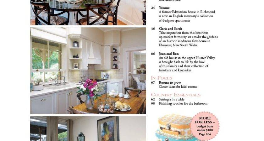 Country Home Ideas Volume Patchwork Craft