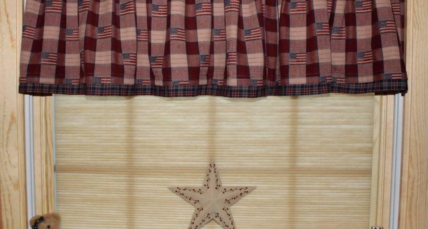 Country Kitchen Curtains Valances Best