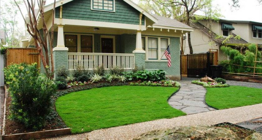Country Landscaping Ideas Front Yard