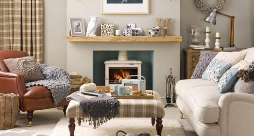 Country Living Room Decorating Ideas Interior Design