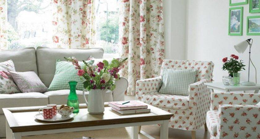 Country Living Room Designs Modern House