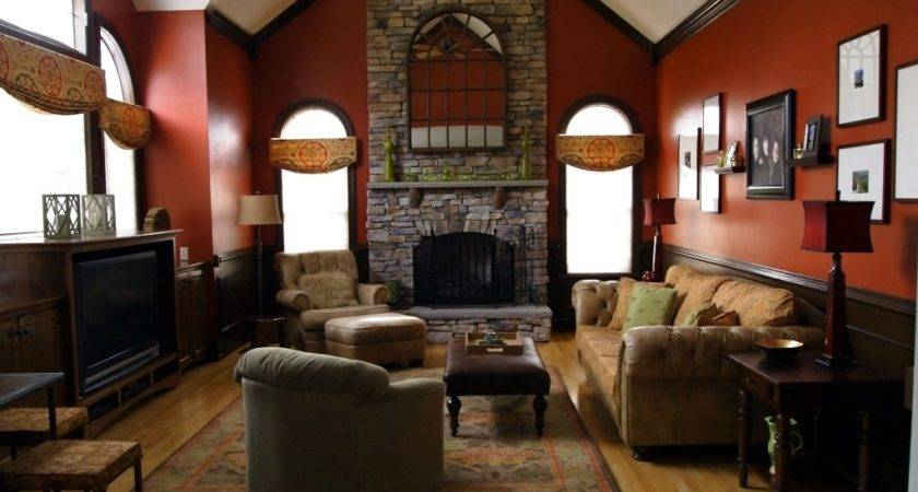 Country Paint Colors Trends Interior Decorating