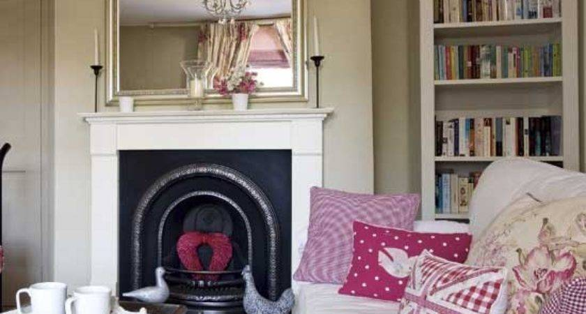 Country Style Living Room Housetohome