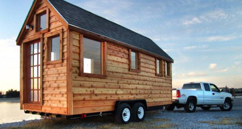 Couple Built House Themselves Top Movable