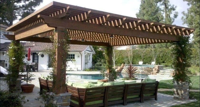 Covered Deck Ideas Modern Design Patio