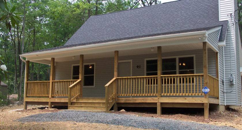 Covered Front Porch Plans Designs Home