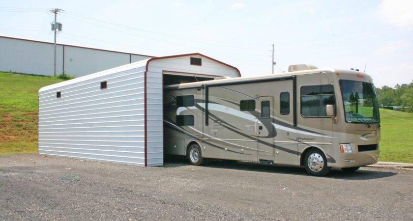 Covers Camper Metal Carports Garages