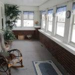 Cozy Small Enclosed Porch Decorating Ideas