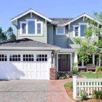 Craftsman Garage Door House Colors