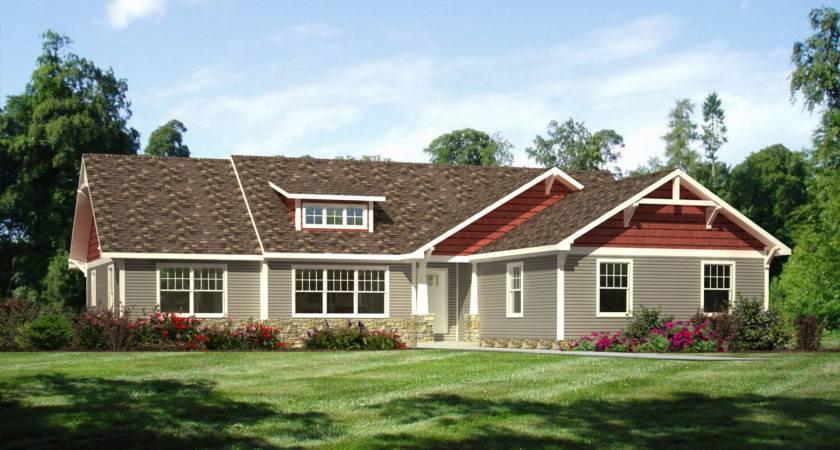 Craftsman Modular Home Architectural Bastion
