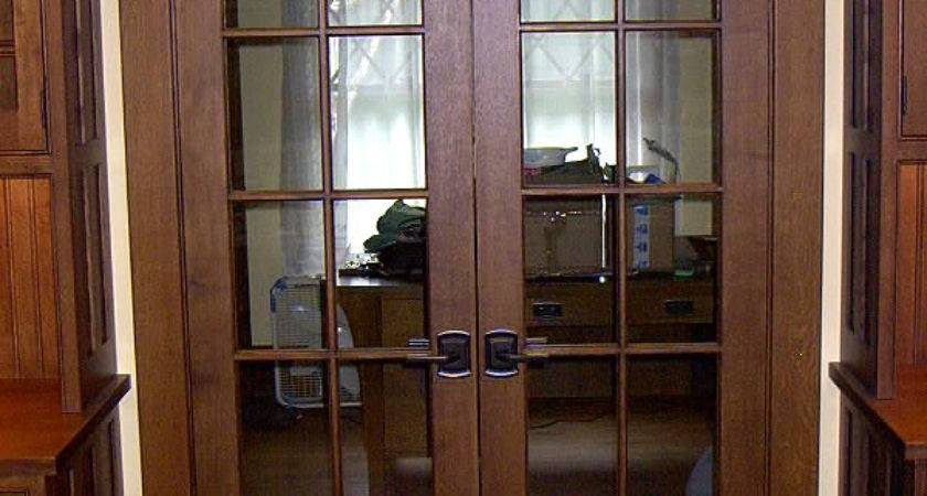 Craftsman Style Doors Interior Exterior