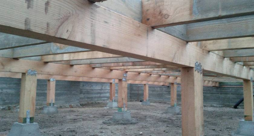 Crawl Space Leaking Can Damage Your Pier Beam