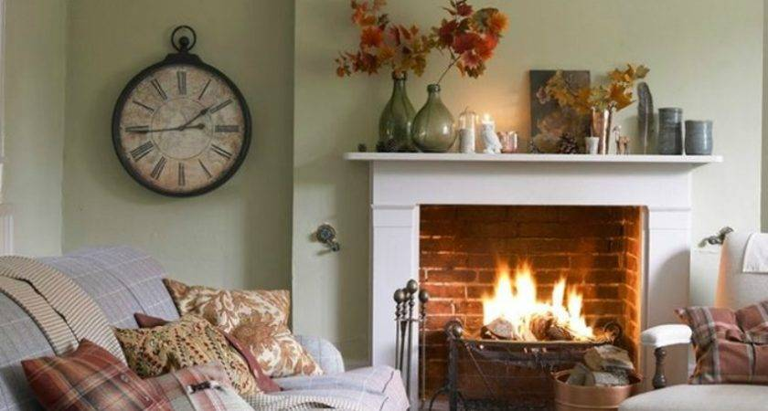 Create Country Style Living Room Mummy Alarm