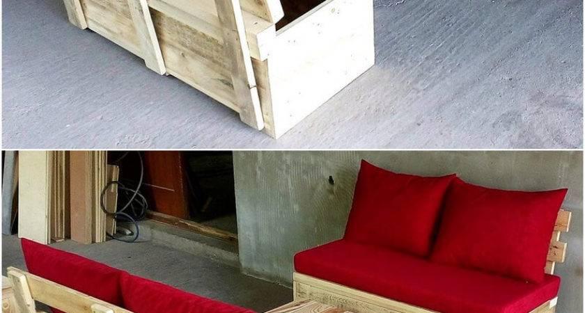 Creative Diy Ideas Reclaimed Wood Pallets Pallet