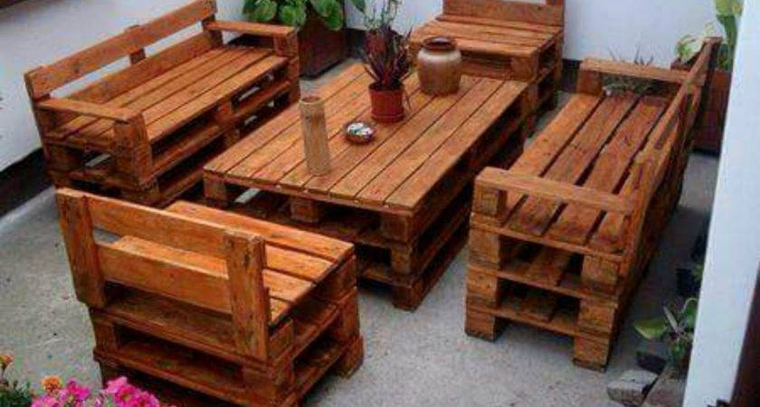 Creative Diy Pallet Furniture Ideas Cheap