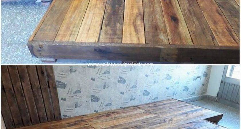 Creative Ideas Ways Reuse Old Wood Pallets