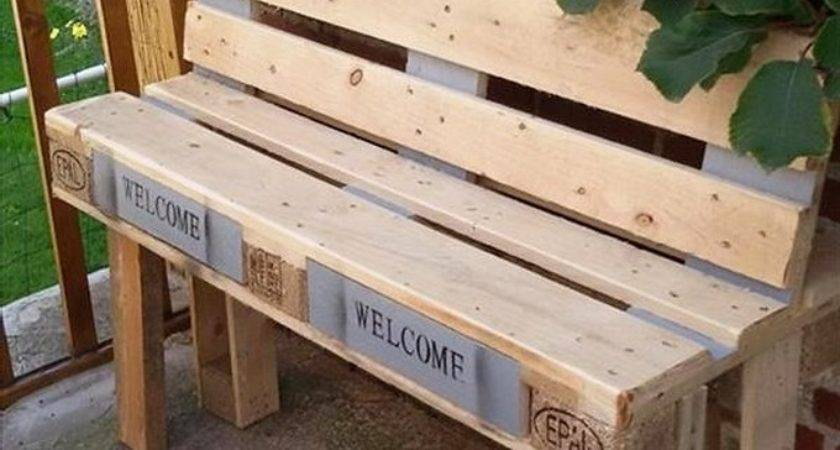 Creative Pallet Wood Repurposing Designs Dearlinks
