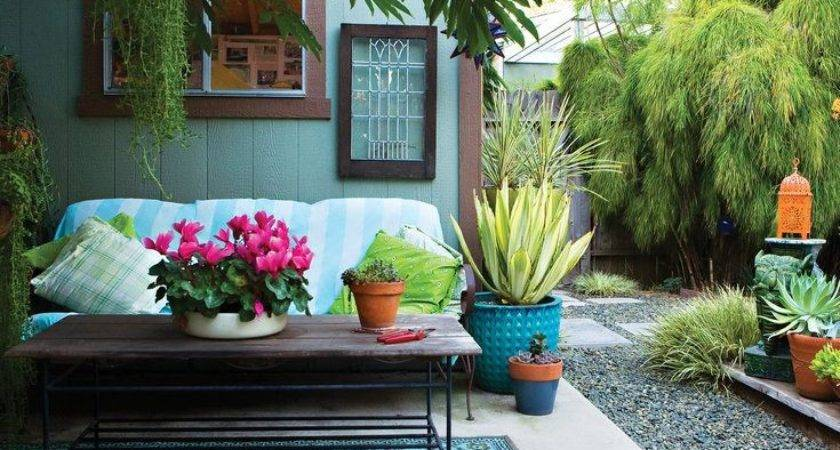Creative Small Backyard Ideas Beautiful Landscaping