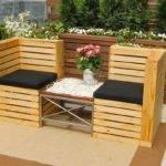 Creative Unique Style Pallet Furniture Ideas