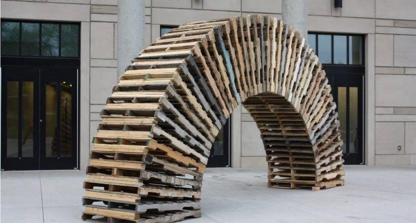Creative Wood Pallets Ideas Best House Design